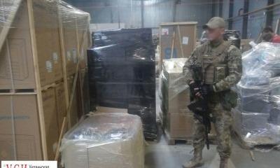 В Одессе обнаружили контрабандные сигареты на миллион (фото, видео) «фото»