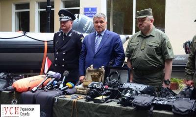 Визит Авакова: полиция получит 80 авто, ИВС отремонтируеют (фоторепортаж) «фото»