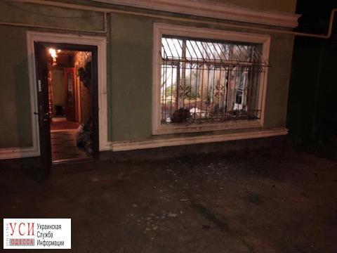 В Одессе бросили гранату в окно жилого дома «фото»