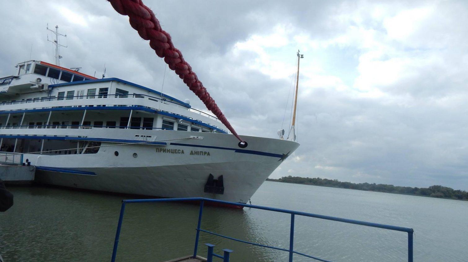 Из-за ухудшения погоды завершилась пассажирская навигация в устье Дуная в Одесской области «фото»