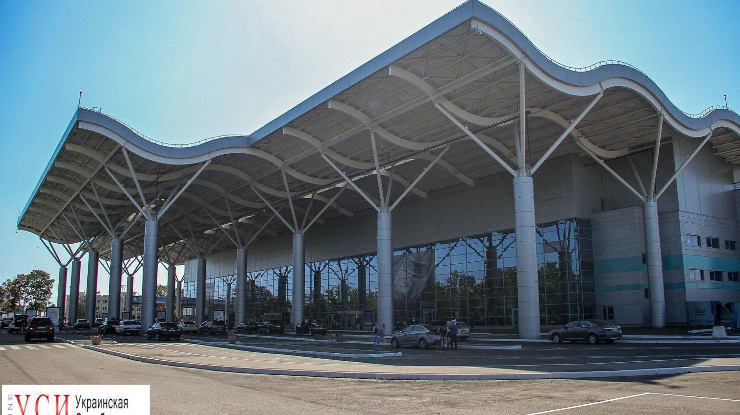 Новый терминал аэропорта «Одесса» открылся для пассажиров международных рейсов (фоторепортаж) «фото»