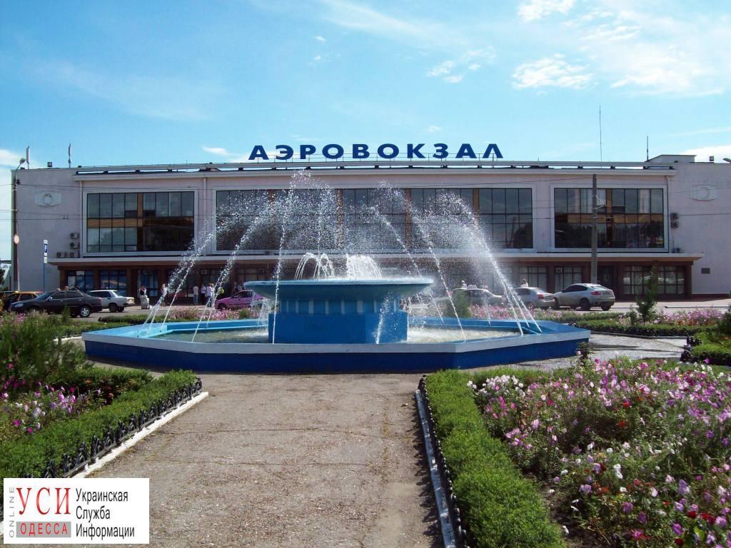 Ложная тревога: из Одесского аэропорта эвакуировали 850 человек «фото»