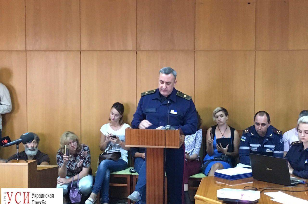 Глава одесских спасателей: в лагере «Виктория» было 26 нарушений пожарной безопасности «фото»