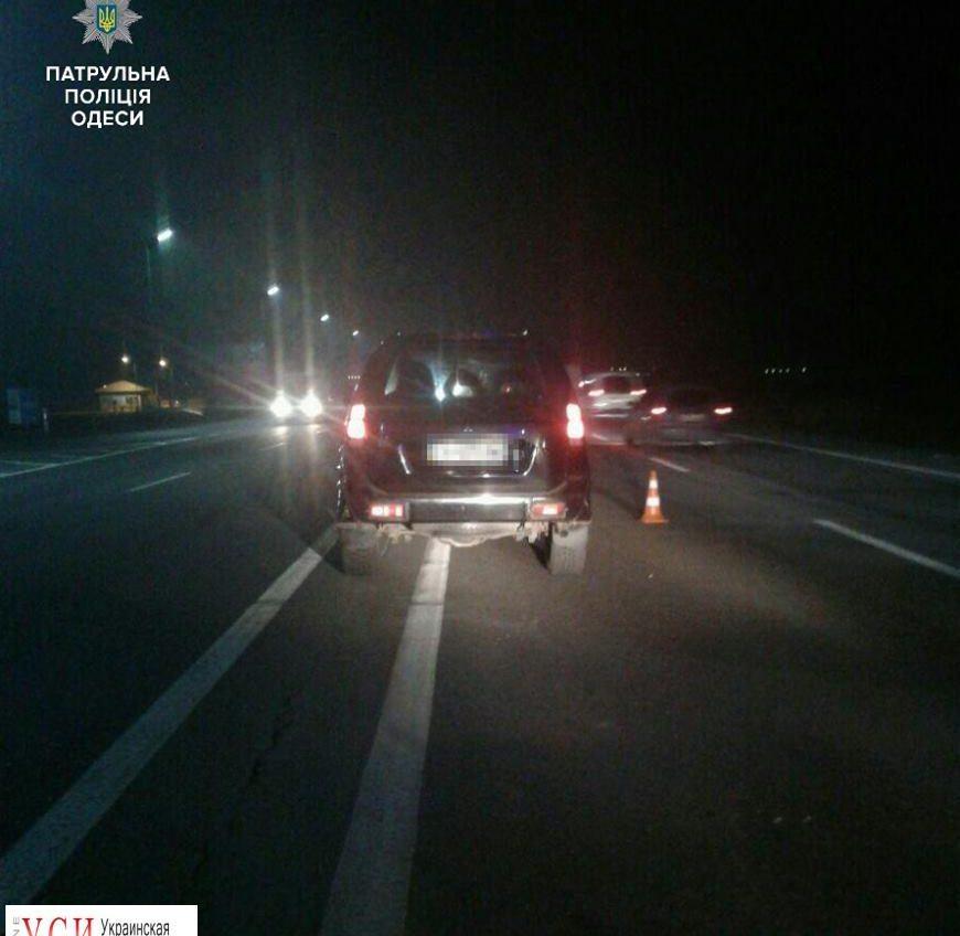 Водитель иномарки сбил 71-летнего мужчину (фото) «фото»