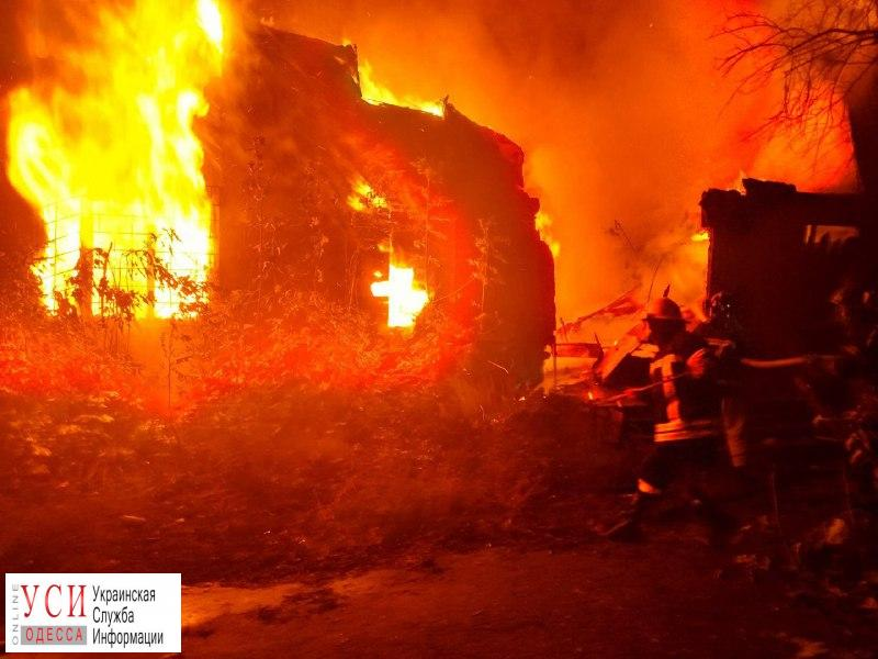 В Одессе горит санаторий «Красные зори»(фото, видео) ОБНОВЛЕНО «фото»
