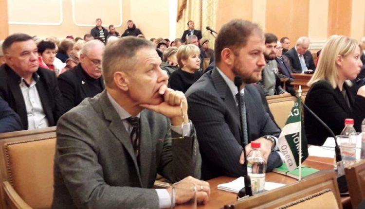 Новые лица в одесском горсовете (фото)