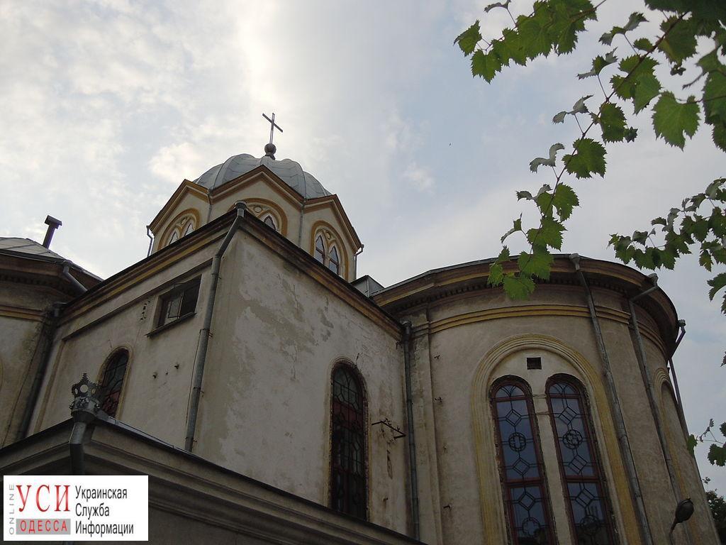 Костел на Екатерининской просит денег на ремонт фасада «фото»