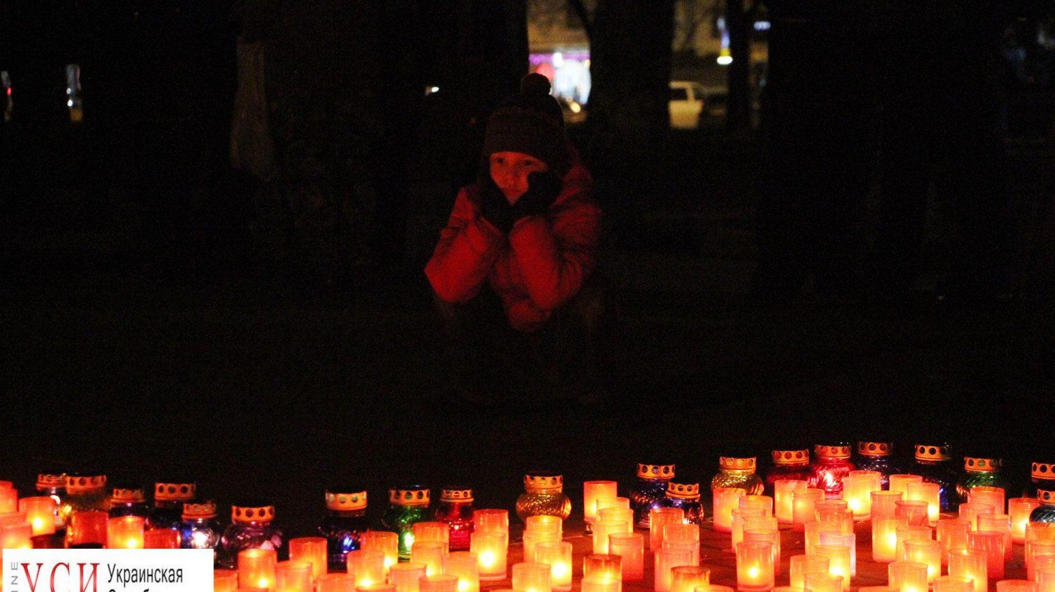 В Одессе у Дюка и на «Соборке» прошли митинги-реквиемы (фото) «фото»