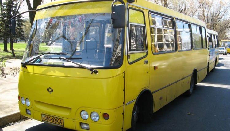 Проезд в одесских маршрутках может подорожать до 7 гривен