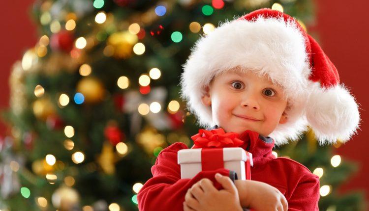 Маленькие одесситы получат 25 тысяч подарков от Германии