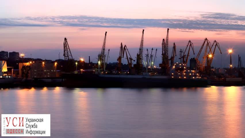Приватизацию морских портов в Одесской области поддержала АМПУ «фото»