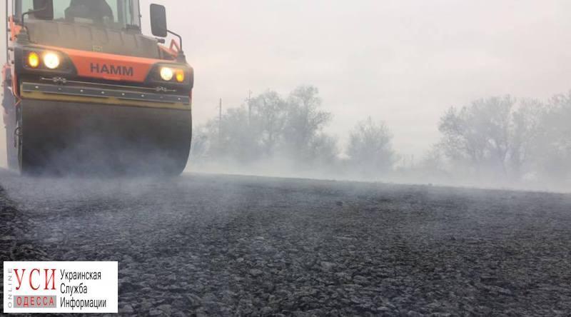 Мининфраструктуры утвердило планы на реконструкцию нескольких дорог в Одесской области «фото»