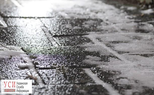 Завтра в Одессе будет мокрый снег и гололед, — Гидрометцентр «фото»
