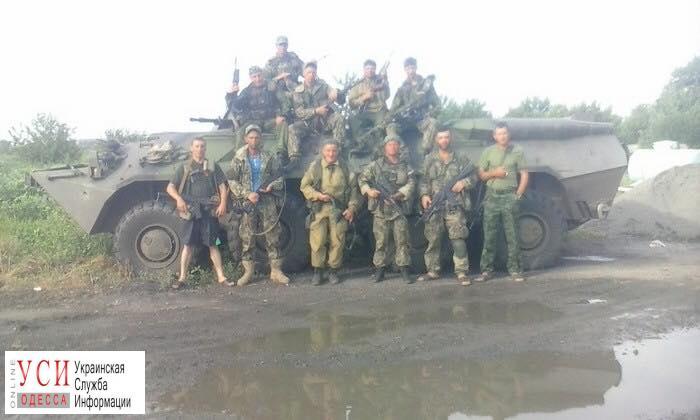 Контрразведка задержала в Одессе боевика ДНР «фото»