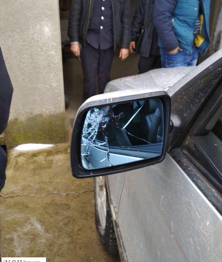 Полиция задержала трех киллеров, пытавшихся убить одесского предпринимателя (фото) «фото»