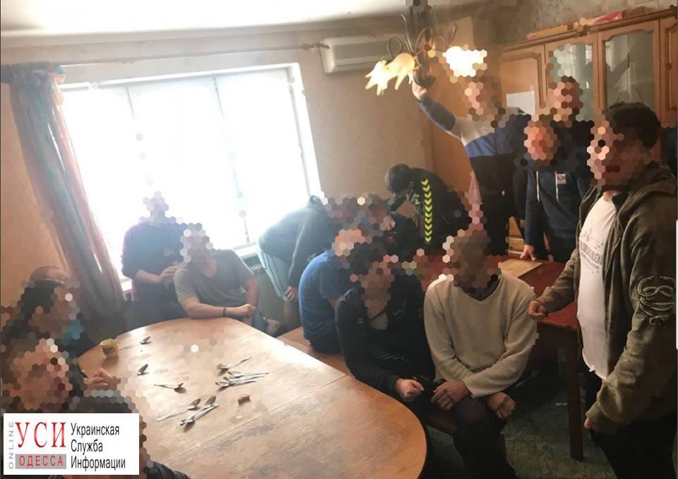 В Одессе реабилитационный центр превратили в тюрьму (фото) «фото»