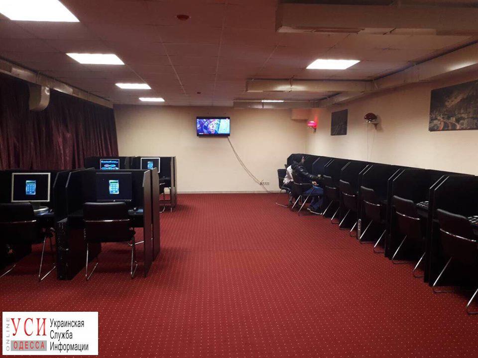 Правоохранители обнаружили четыре подпольных казино в Одессе (фото) «фото»