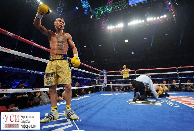 Василий Ломаченко вошел в ТОП-3 боксеров мира по версии World Boxing News «фото»