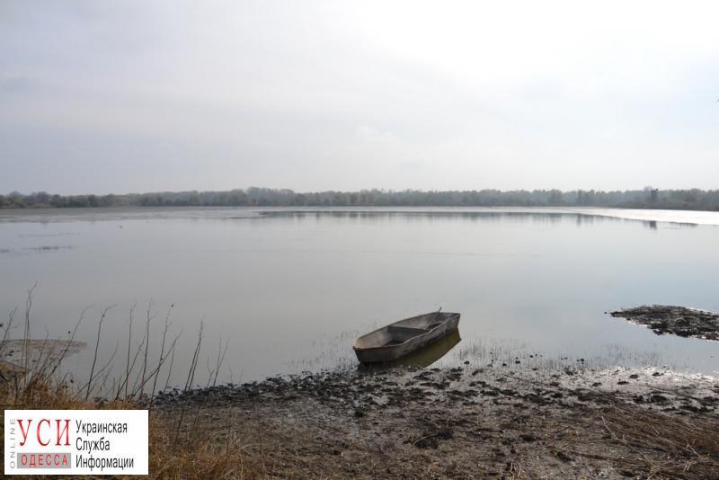 В Измаильском районе расчистят канал соединяющий местные озера с Дунаем «фото»