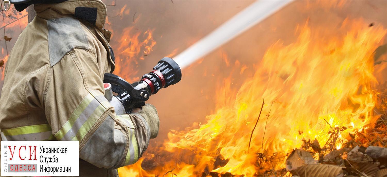 На Дерибасовской загорелось кафе «фото»