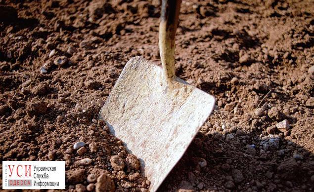 В Шабо задержали мародера, осквернившего могилу «фото»