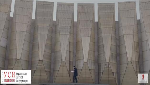 Имиджевый ролик ОМКФ попал в финал престижного конкурса по дизайну (видео) «фото»