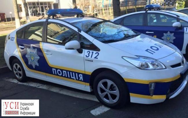 Одесские патрульные расширили свою работу на участок киевской трассы «фото»
