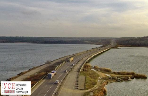 В «Укравтодоре» пообещали закончить затянувшийся ремонт моста через Хаджибеевский лиман уже в этом году «фото»