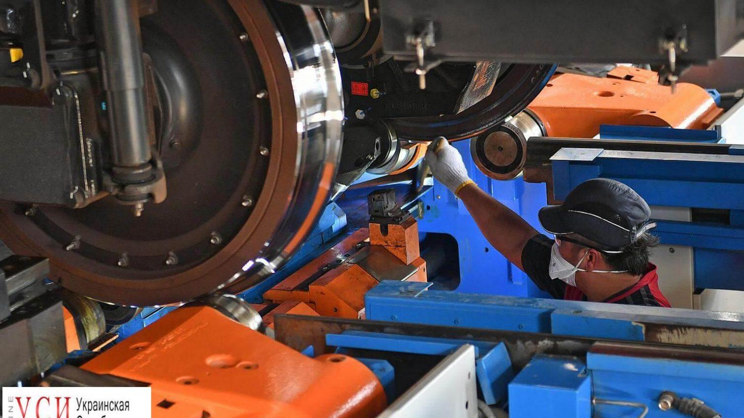 За год в депо ОЖД отремонтировали более 9 тысяч вагонов «фото»