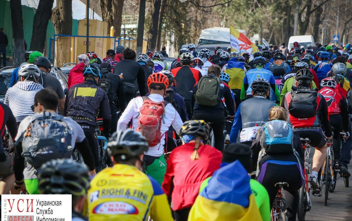 В Одессе пройдет чемпионат по велоспорту: изменится движение транспорта (схема) «фото»