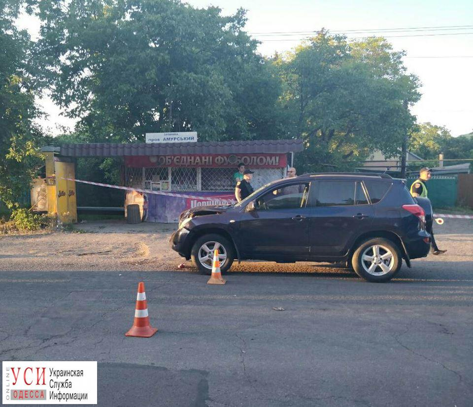 В Одессе насмерть сбили ребенка на «зебре» «фото»