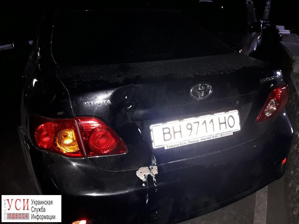 На Ланжероне автомобиль покатился со склона и сбил трех женщин (фото) ОБНОВЛЕНО «фото»