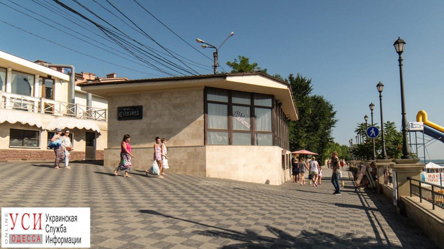 Опасное побережье: в Одессе почти в каждом прибрежном кафе или клубе нашли нарушения «фото»