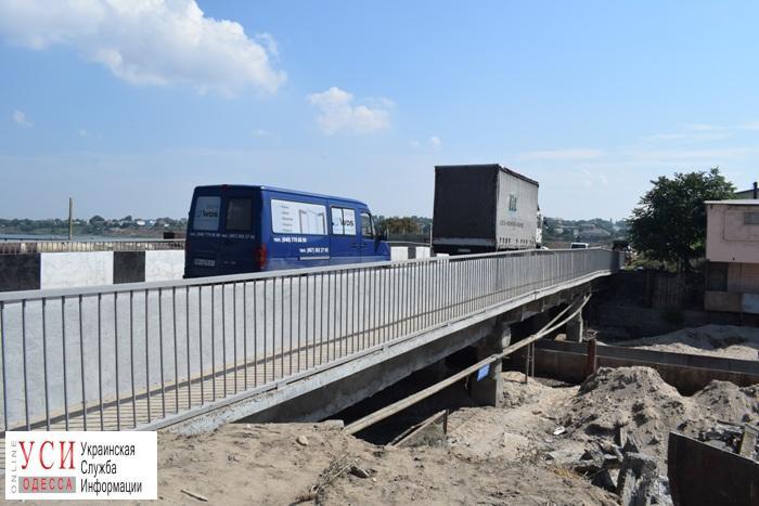 Завершился ремонт моста на трассе Одесса-Южный (фото) «фото»