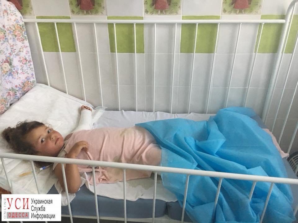 Одесские волонтеры просят о помощи больным детям (фото) «фото»