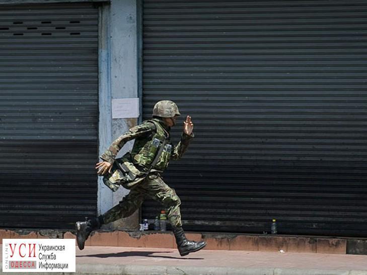 Курсант Одесской военной академии попал в дисбат за дезертирство «фото»