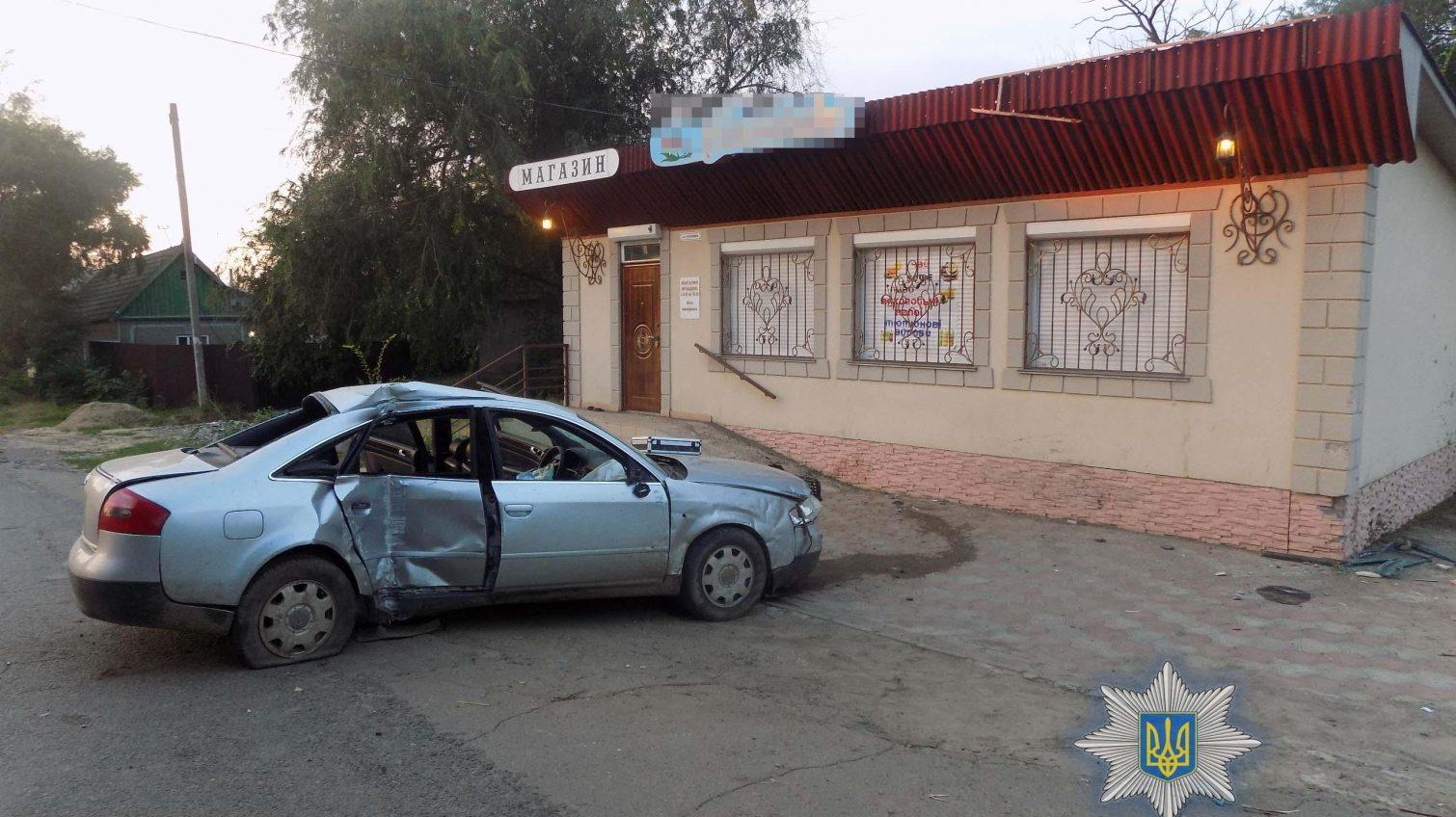 Смертельное ДТП в Одесской области: пассажир погиб, а водитель сбежал «фото»