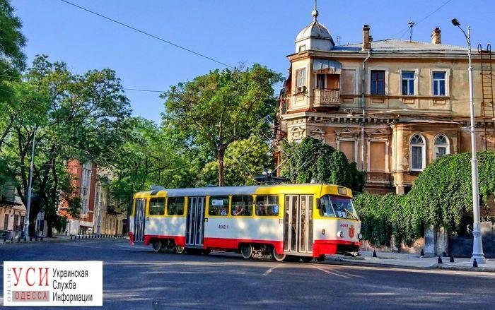 По Преображенской снова курсируют трамваи: появился и летний маршрут «фото»
