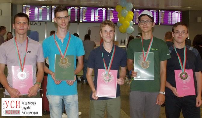 Одесский школьник занял призовое место на Международной олимпиаде по физике в Португалии «фото»