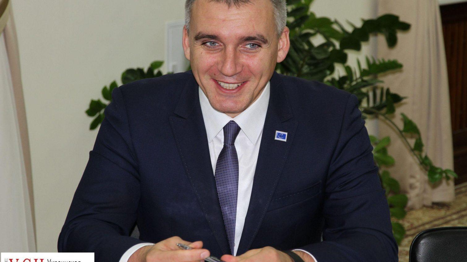 Одесский суд вернул отстранённого мэра Николаева на должность «фото»