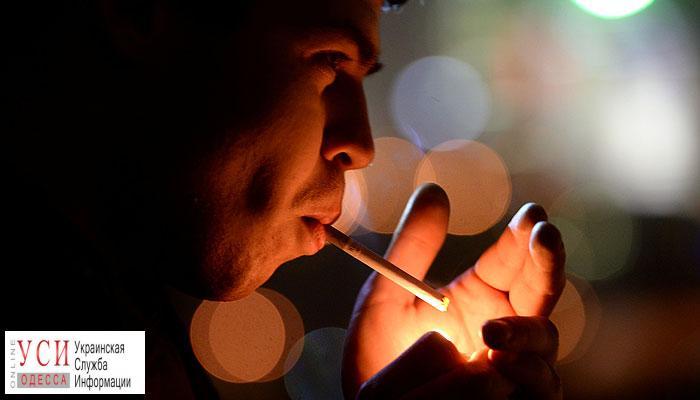 В Одесской области курит каждый шестой житель «фото»