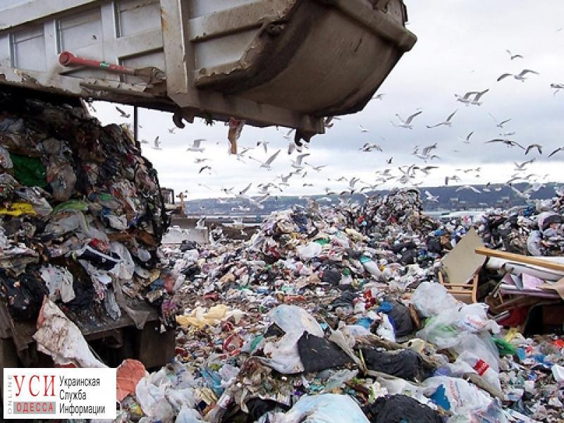 Угроза львовского сценария: одесская свалка нуждается в водопроводе для тушения пожаров «фото»