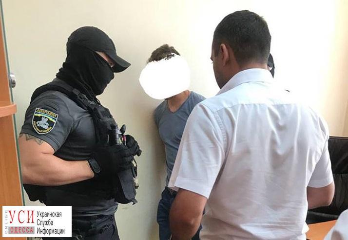 В Одессе правоохранители задержали киевского адвоката, который пытался дать взятку следователю (фото) «фото»