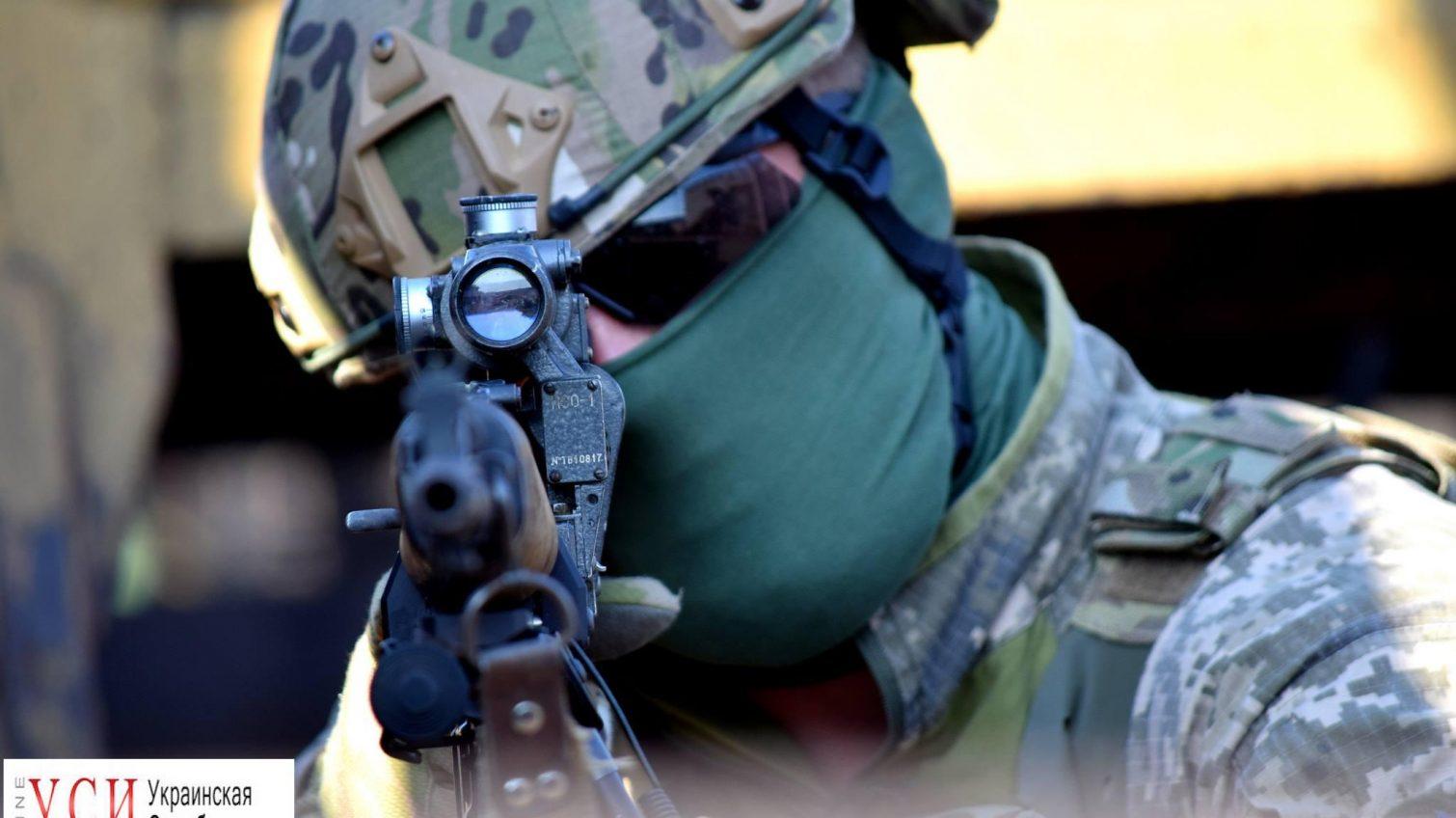 Армия, флот и спецназ тренировались отбивать у врага порт «Южный» (фото) «фото»