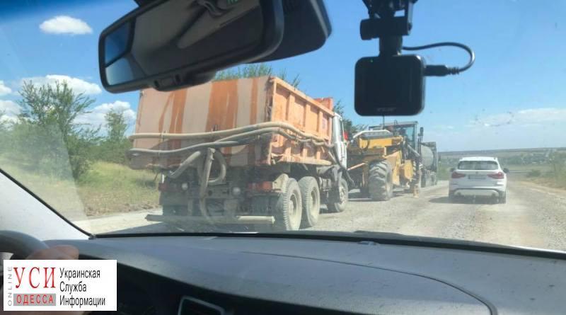 Второе крупное ДТП произошло из-за халатности ремонтников на дороге в Одесской области «фото»