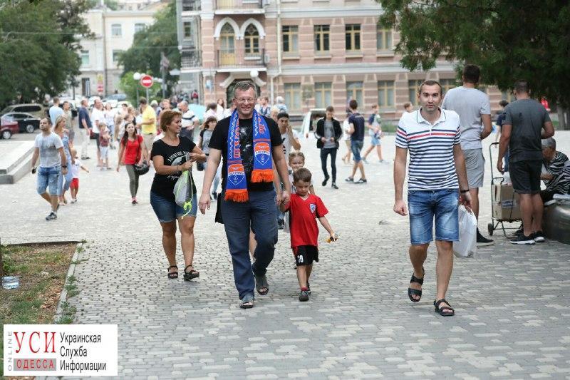 «Лига Европы» в Одессе в лицах (фоторепортаж) «фото»