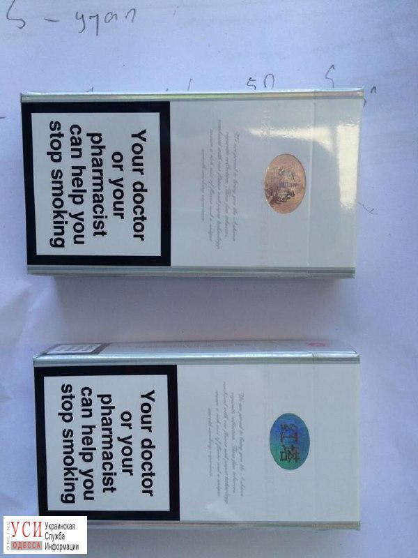 Сотрудник «duty free» пытался ввезти в Черноморск 18 тысяч пачек контрабандных сигарет «фото»