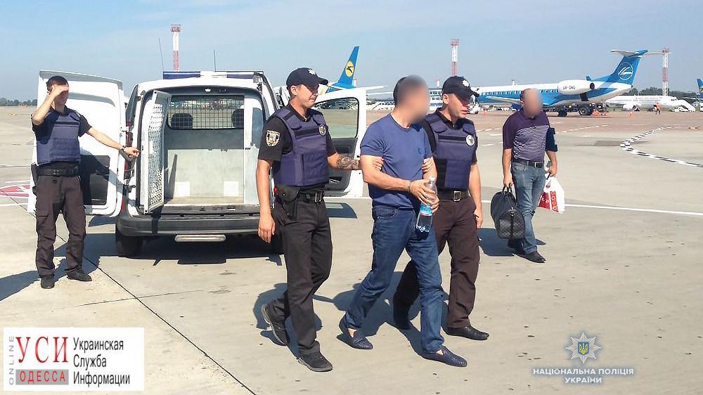 В Одессе поймали доверенное лицо азербайджанского «вора в законе» (фото) «фото»