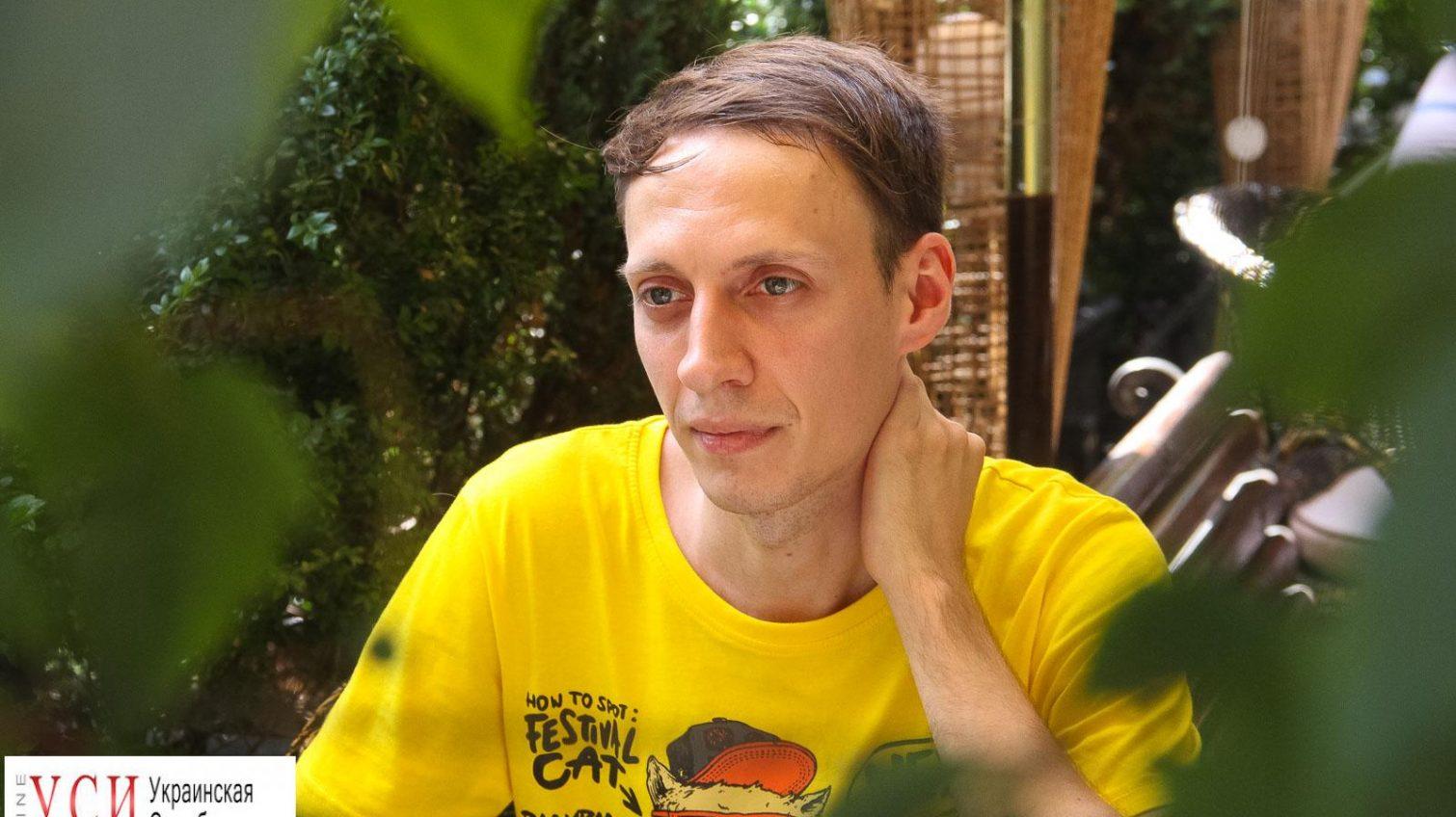 Организатор «Fan Expo» Константин Реус: самое важное в жизни любого человека – это самореализация «фото»
