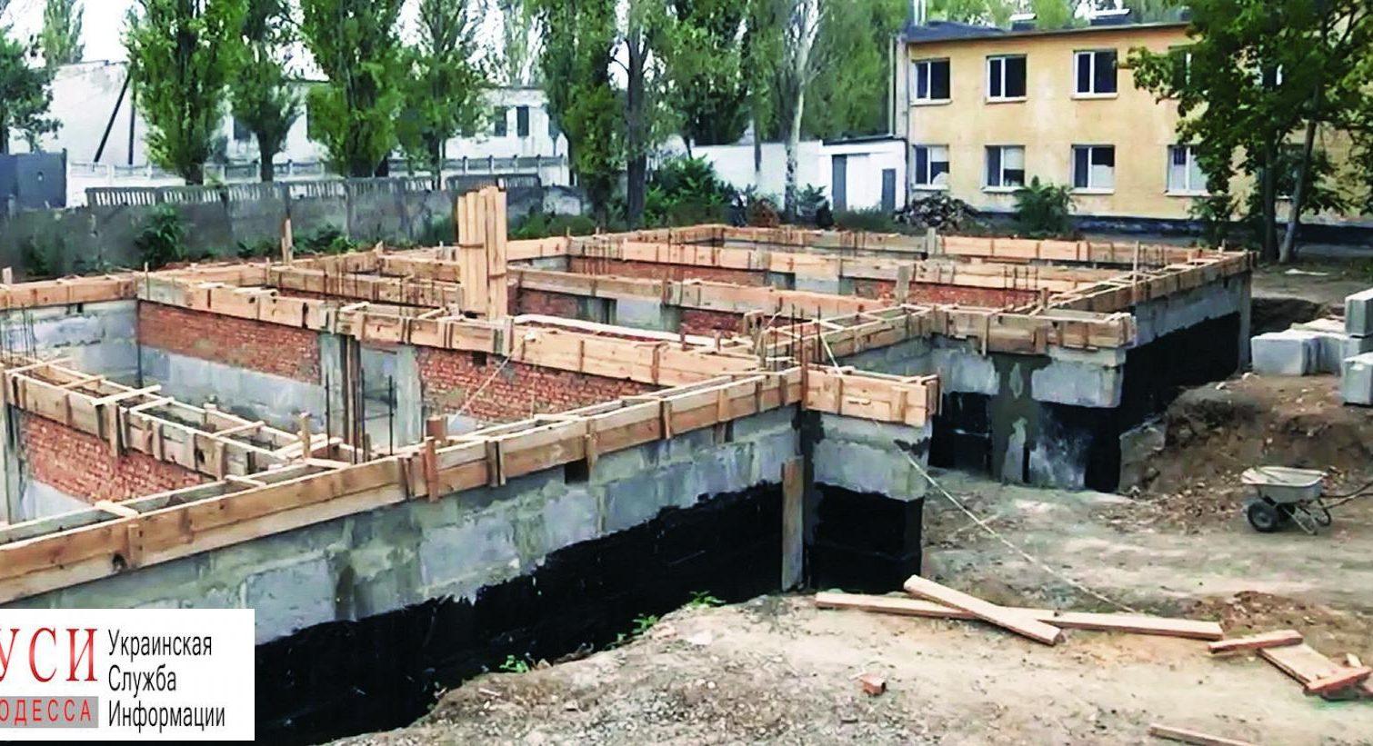 В Одесской области растратили почти 21 миллион на строительстве казарм «фото»